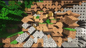 45 degree blocks Minecraft Texture Pack