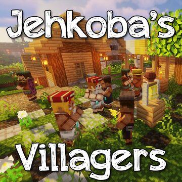 Jehkoba's Fantasy - Villagers Minecraft Texture Pack