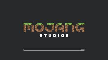 Grassy Logo - Loading Screen [OPTIFINE] Minecraft Texture Pack