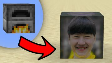 Face Depixelizer Texture Pack Minecraft Texture Pack