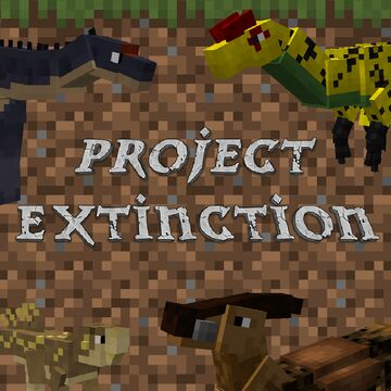 Project Extinction Minecraft Texture Pack