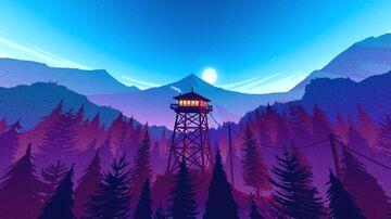 Firewatch Sky Overlay (custom sky overlay!) Minecraft Texture Pack