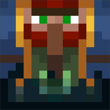 Wandering trader ender chest Minecraft Texture Pack
