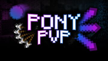 PONY PVP | 1.8 RESOURCE PACK BY PONYSTR Minecraft Texture Pack