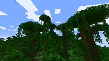 vines for better woods please. Minecraft Texture Pack