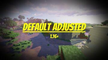 Default Adjusted - 1.16+ Minecraft Texture Pack