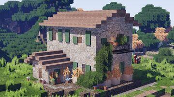 Italiapack - 1.15/1.14 Minecraft Texture Pack