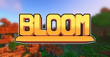 Bloom Minecraft Texture Pack