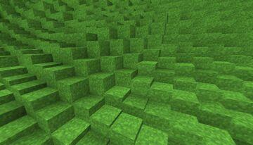SnowToGrass MCv1.12^ Minecraft Texture Pack
