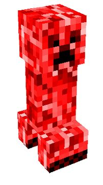 The New Creeper Minecraft Texture Pack