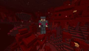 Classic netherite (Official faithful 32x addon) Minecraft Texture Pack