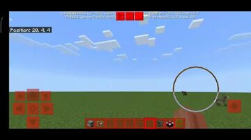 Red GUI texture pack for Minecraft pocket edition Minecraft Texture Pack
