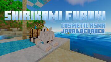 Fubuki [COSMETIC ASMR] Java&Bedrock Minecraft Texture Pack