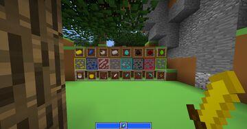 Blue Swavy 16x 1.8 Minecraft Texture Pack