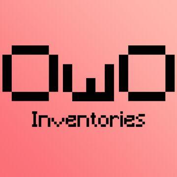 OwO Inventories Minecraft Texture Pack