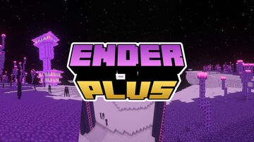 Ender Plus New! Minecraft Texture Pack