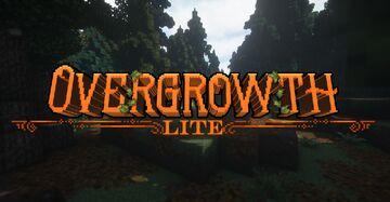 Overgrowth LITE 32x  [1.17+] Minecraft Texture Pack