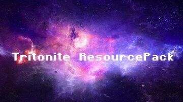 Tritonite ResourcePack 128x Minecraft Texture Pack