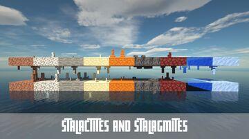 Minecraft Plus Stalagmite Addon Minecraft Texture Pack