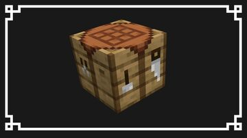 Crafting Table Reimagined Minecraft Texture Pack