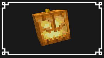 Pumpkins Reimagined Minecraft Texture Pack