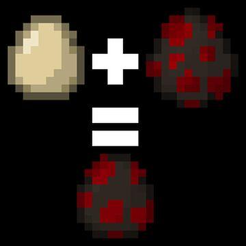 Eggier Spawn Eggs Minecraft Texture Pack