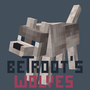 BeTroot's Wolves REVAMP Minecraft Texture Pack