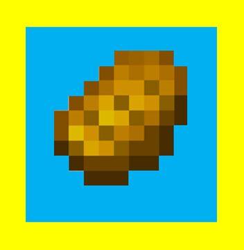 Golden Steak Minecraft Texture Pack