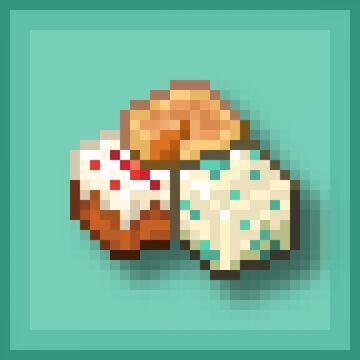 Cubics - Java Minecraft Texture Pack