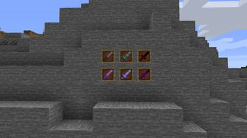 Minecraft Dungeons Swords Minecraft Texture Pack