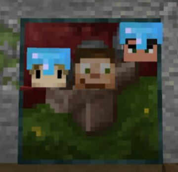 Hermit Wither Painting Minecraft Texture Pack