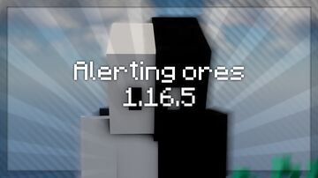 Alerting Ores 1.16.5 Minecraft Texture Pack