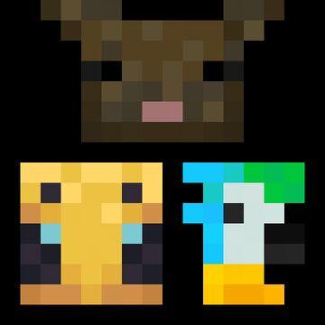 Enhanced Bats, Bees, and Birds - 1.16.5 Minecraft Texture Pack