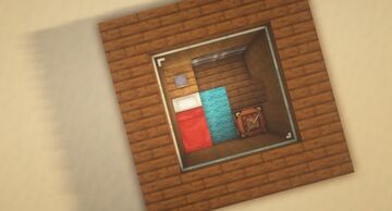 Better Connected Glass (ForeverVanilla) Minecraft Texture Pack