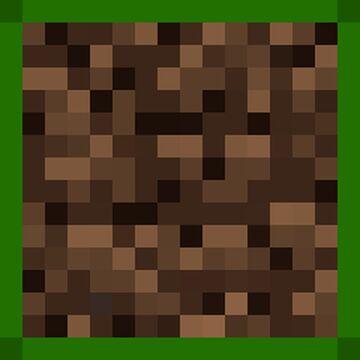 Darker Dirt Minecraft Texture Pack