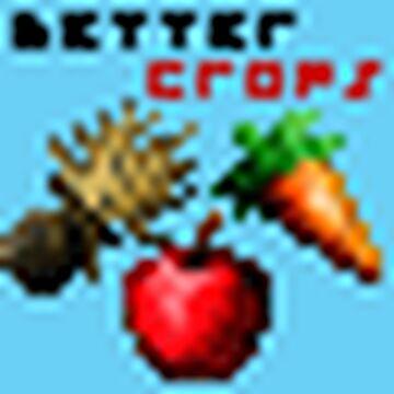 Better Crops (Item texture) Minecraft Texture Pack