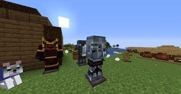 Beter mobs 3.0 (Final) Minecraft Texture Pack
