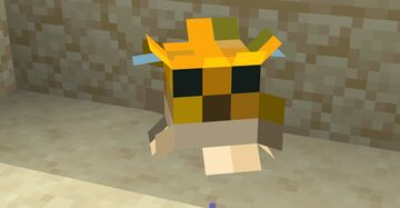 consistent pufferfish (requires optifine) Minecraft Texture Pack