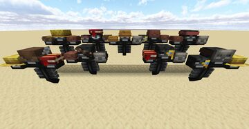 Withers with Hats [OptiFine] Minecraft Texture Pack