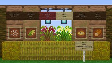 Basically Rice. Minecraft Texture Pack