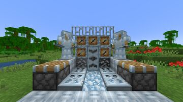 Alternative Atmosphere v1.0 - Cobalt Minecraft Texture Pack