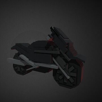 Motorcycle Minecraft Texture Pack
