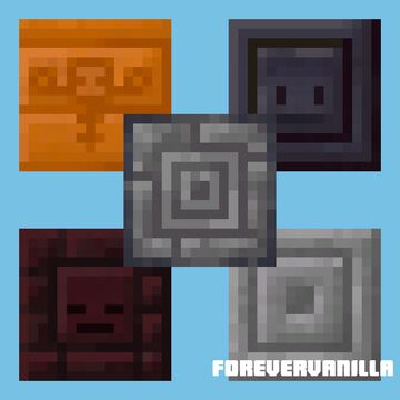 Better Chiselds (ForeverVanilla) Minecraft Texture Pack