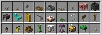 Consistent Item Models Minecraft Texture Pack