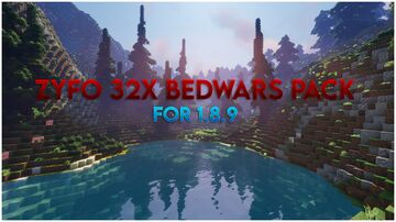 OFFICIAL RELEASE: Zyfo 32x Bedwars Pack for 1.8.9 - UPDATED Minecraft Texture Pack