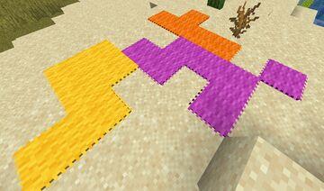 Improved Carpet Model Minecraft Texture Pack
