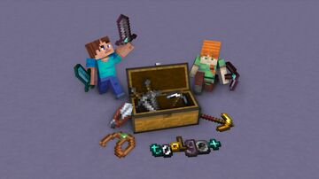 Tool Go+ | Better tools Minecraft Texture Pack