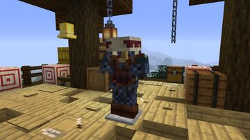 new chainmail / pillager armor Minecraft Texture Pack