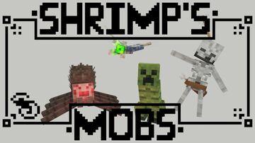 Shrimpsnail's Enhanced Mobs - Optifine Minecraft Texture Pack