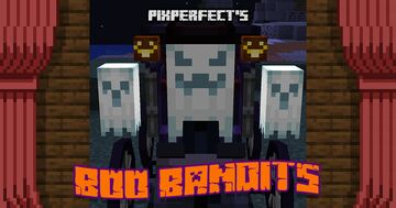 The Boo Bandits - 1.17.1 Resource Pack (Optifine) Minecraft Texture Pack